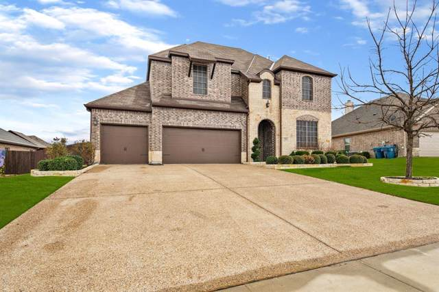 116 Martingale Trail, Oak Point, TX 75068 (MLS #14234943) :: Real Estate By Design