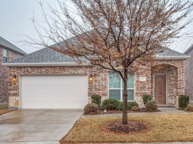 10321 Pear Valley Road, Mckinney, TX 75072 (MLS #14234967) :: All Cities Realty