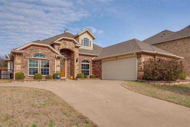 724 Clement Drive, Cedar Hill, TX 75104 (MLS #14234973) :: Robbins Real Estate Group