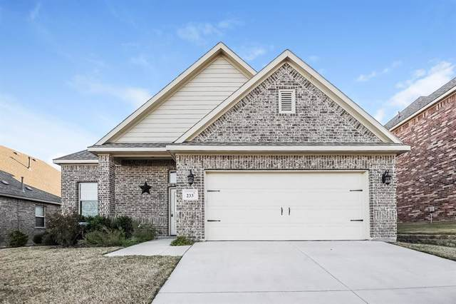 233 Soaring Hills Boulevard, Fort Worth, TX 76108 (MLS #14234987) :: The Chad Smith Team