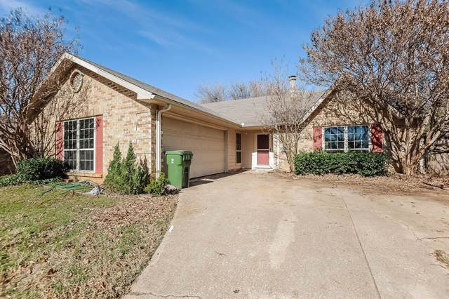 7017 Forestview Drive, Arlington, TX 76016 (MLS #14234988) :: The Mitchell Group