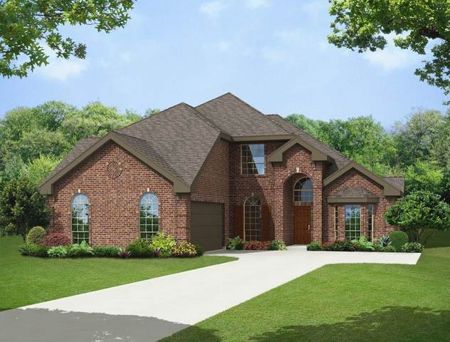 3109 Hickory Lane, Celina, TX 75009 (MLS #14235004) :: Dwell Residential Realty