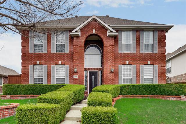 2448 Elm Leaf Lane, Plano, TX 75025 (MLS #14235050) :: The Rhodes Team