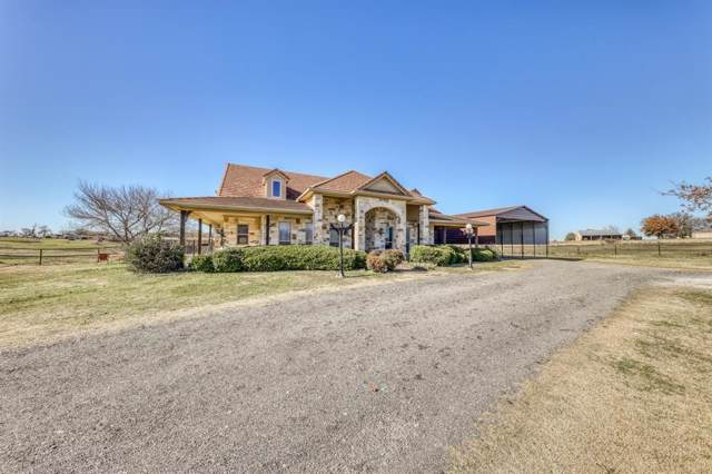 6900 Hudson Cemetery Road, Mansfield, TX 76063 (MLS #14235051) :: All Cities Realty
