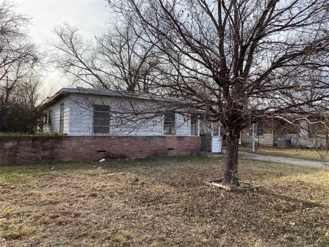2409 Belmeade Street, Brownwood, TX 76801 (MLS #14235066) :: Van Poole Properties Group