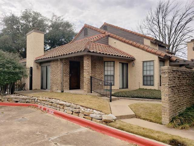 777 Custer Road 6-1, Richardson, TX 75080 (MLS #14235098) :: The Kimberly Davis Group