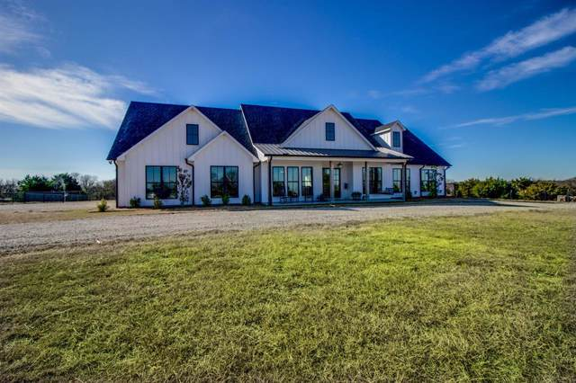 500 Slate Rock Road, Ennis, TX 75119 (MLS #14235126) :: Real Estate By Design