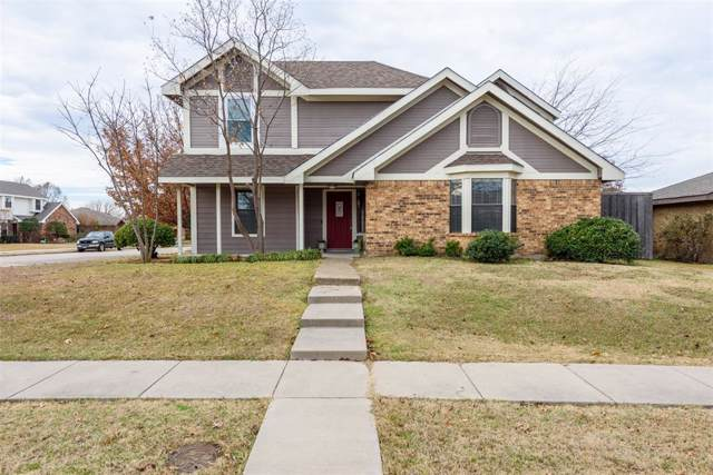 3841 Province Drive, Carrollton, TX 75007 (MLS #14235127) :: The Good Home Team