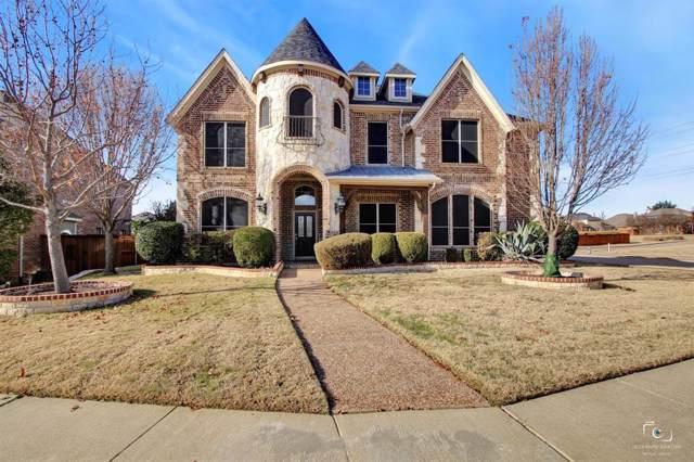 11877 Appian Lane, Frisco, TX 75035 (MLS #14235135) :: Team Tiller