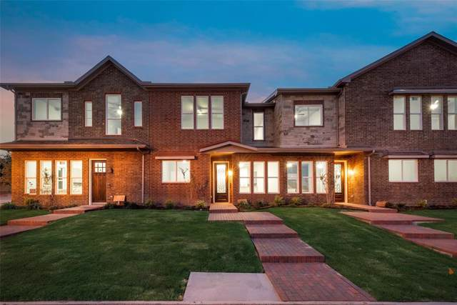5805 Rivendell Drive, Frisco, TX 75035 (MLS #14235156) :: The Good Home Team