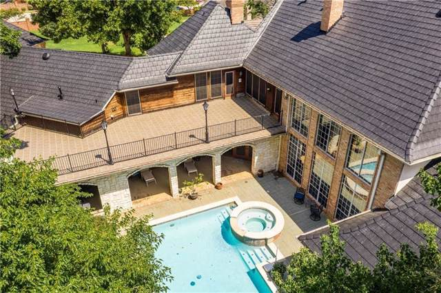 2604 Meandering Court, Colleyville, TX 76034 (MLS #14235184) :: Lynn Wilson with Keller Williams DFW/Southlake