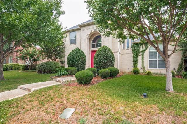 6639 Camille Avenue, Dallas, TX 75252 (MLS #14235185) :: RE/MAX Town & Country