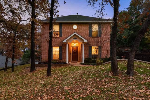 2817 Ridgewood Drive, Grapevine, TX 76051 (MLS #14235205) :: All Cities Realty