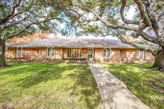 4325 Shady Bend Drive, Dallas, TX 75244 (MLS #14235209) :: RE/MAX Town & Country