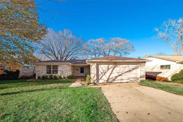 1905 W 11th Street, Irving, TX 75060 (MLS #14235210) :: RE/MAX Town & Country