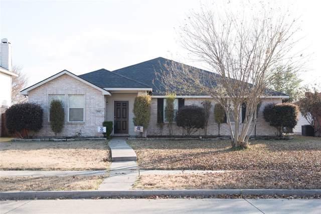 2910 Reata Drive, Wylie, TX 75098 (MLS #14235223) :: Tenesha Lusk Realty Group