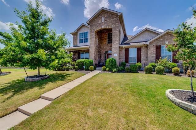 615 Tuskegee Drive, Wylie, TX 75098 (MLS #14235231) :: Caine Premier Properties