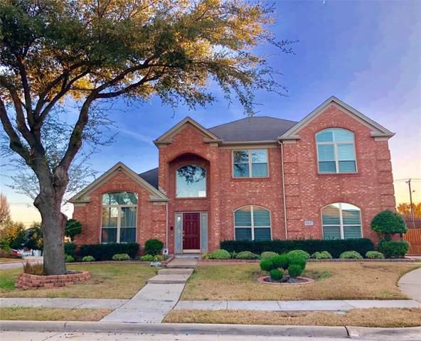 2201 Everglade Court, Carrollton, TX 75006 (MLS #14235250) :: The Kimberly Davis Group