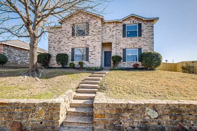 1383 Stewart Drive, Rockwall, TX 75032 (MLS #14235264) :: The Heyl Group at Keller Williams
