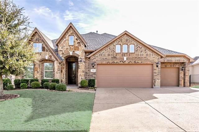 930 Woodstream Drive, Prosper, TX 75078 (MLS #14235266) :: All Cities Realty