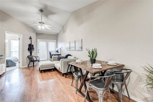 4104 N Hall Street #325, Dallas, TX 75219 (MLS #14235278) :: All Cities Realty