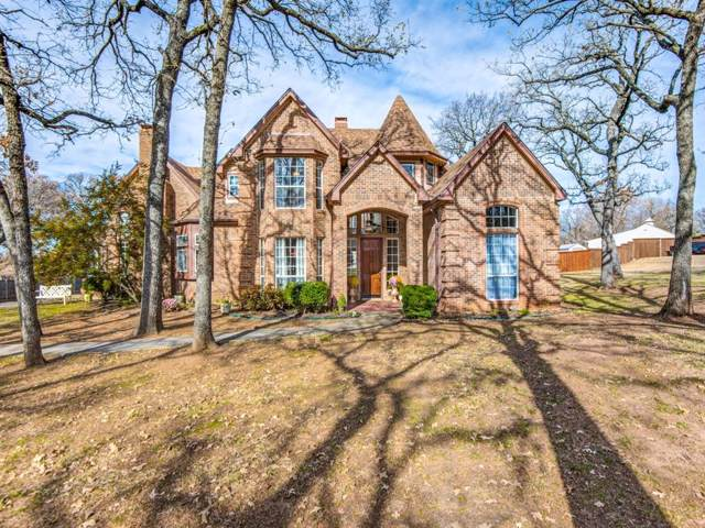 110 Fawn Hollow Drive, Argyle, TX 76226 (MLS #14235295) :: Team Hodnett