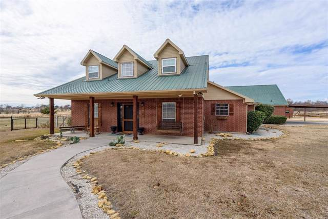 4205 Hopkins Road, Krum, TX 76249 (MLS #14235296) :: Robbins Real Estate Group