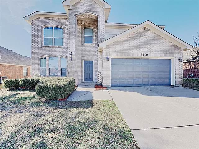 6709 Cedar View Trail, Watauga, TX 76137 (MLS #14235298) :: Dwell Residential Realty