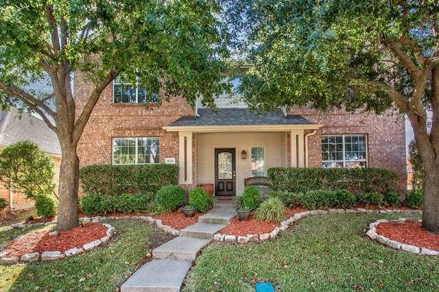 1534 Creek Springs Drive, Allen, TX 75002 (MLS #14235313) :: Baldree Home Team
