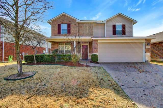 2101 Penton Linns Drive, Anna, TX 75409 (MLS #14235322) :: Van Poole Properties Group