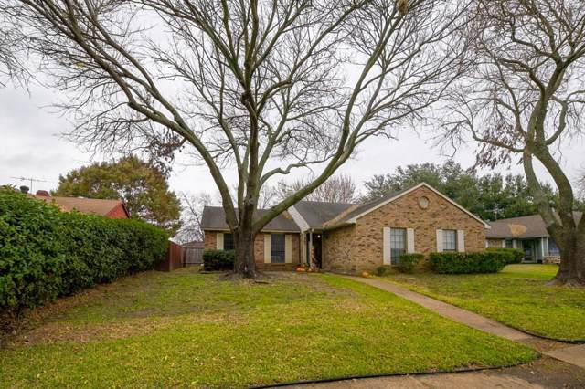 2723 Todville Place, Dallas, TX 75228 (MLS #14235327) :: RE/MAX Town & Country