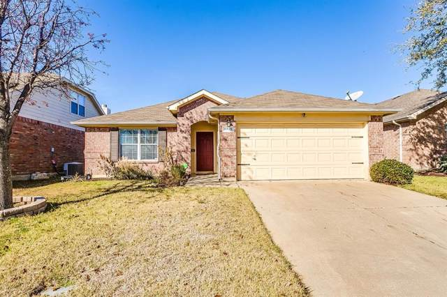 11725 Pinyon Pine Drive, Fort Worth, TX 76244 (MLS #14235331) :: The Kimberly Davis Group