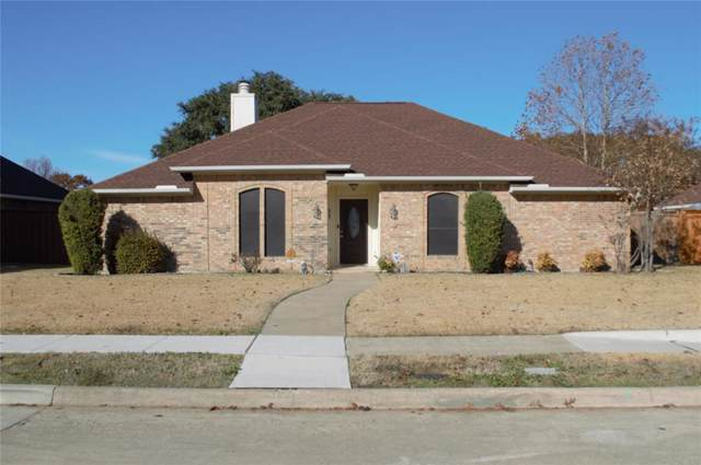 1925 Moore Drive, Plano, TX 75074 (MLS #14235334) :: The Chad Smith Team