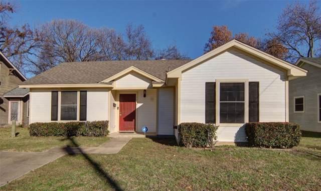 404 W Wardville Street, Cleburne, TX 76033 (MLS #14235354) :: The Rhodes Team