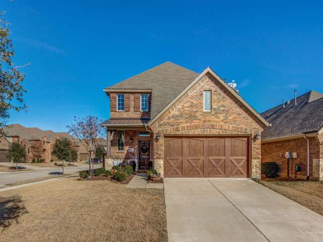 405 Spring Creek Drive, Lantana, TX 76226 (MLS #14235362) :: Maegan Brest | Keller Williams Realty