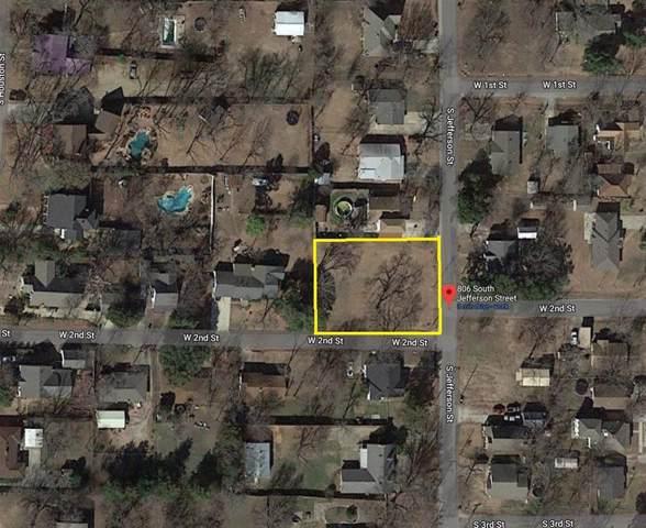 806 S Jefferson Street, Kaufman, TX 75142 (MLS #14235369) :: RE/MAX Pinnacle Group REALTORS