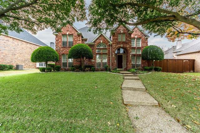 7221 Harvey Lane, Plano, TX 75025 (MLS #14235380) :: Trinity Premier Properties