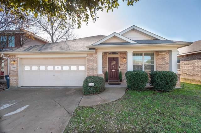 2409 Hawkwood Court, Fort Worth, TX 76123 (MLS #14235384) :: Robbins Real Estate Group