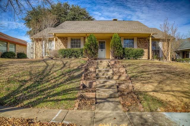 5309 Hollow Bend Lane, Garland, TX 75043 (MLS #14235400) :: Team Tiller