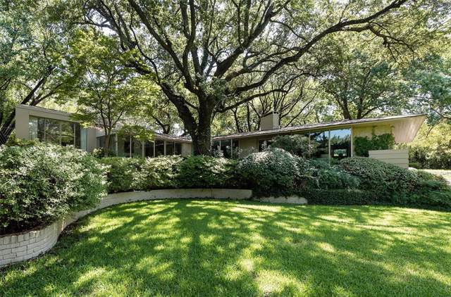 5315 Rock Cliff Place, Dallas, TX 75209 (MLS #14235408) :: All Cities Realty