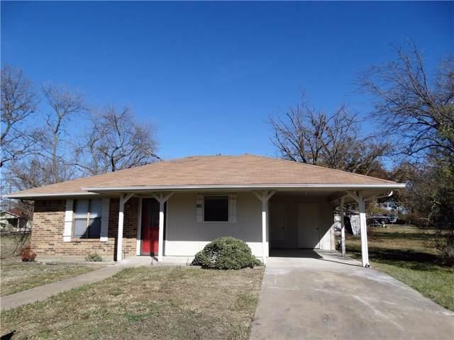 406 E Pecan Street, Celina, TX 75009 (MLS #14235420) :: Tenesha Lusk Realty Group