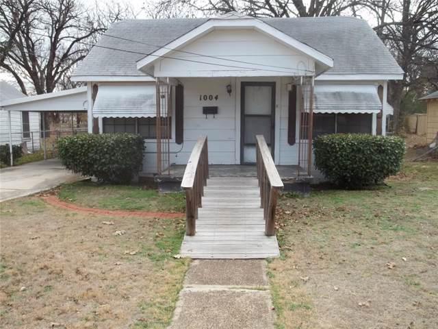 1004 Lillie Kimble Street, Brownwood, TX 76801 (MLS #14235441) :: Van Poole Properties Group