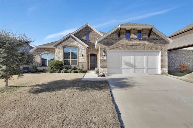 4205 Round Valley Lane, Fort Worth, TX 76262 (MLS #14235445) :: The Good Home Team