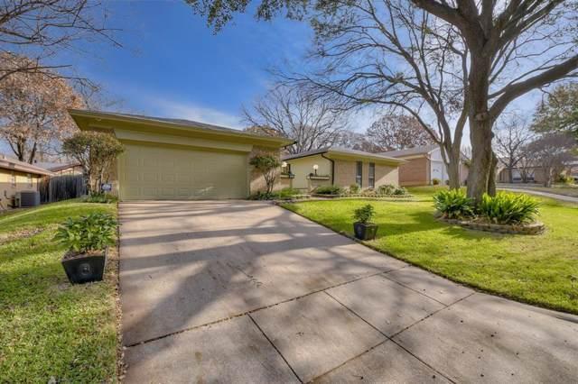 3905 Lynbrook Lane, Arlington, TX 76015 (MLS #14235450) :: Real Estate By Design