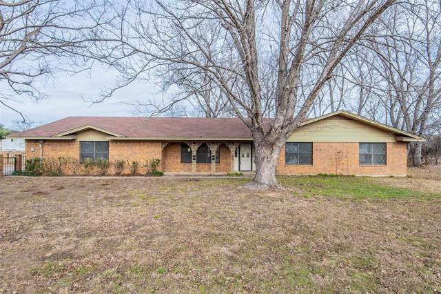 215 Sherry Trail, Weatherford, TX 76086 (MLS #14235452) :: Real Estate By Design