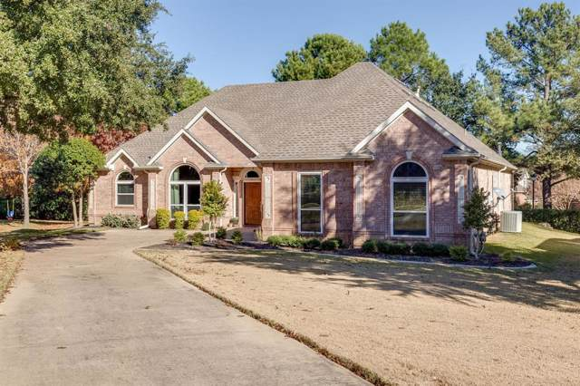 3134 Woodland Heights Circle, Colleyville, TX 76034 (MLS #14235456) :: All Cities Realty