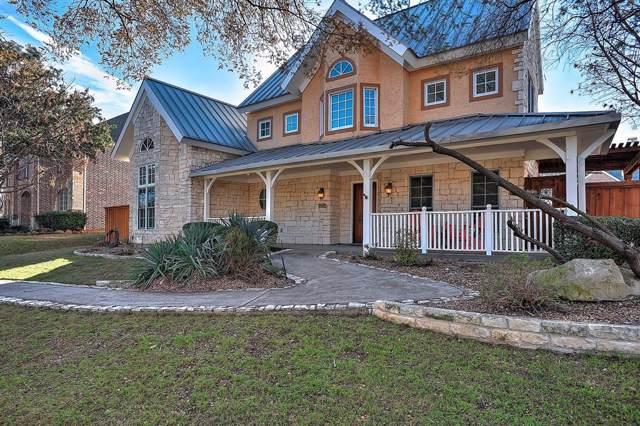 5235 Lakehill Boulevard, Frisco, TX 75034 (MLS #14235484) :: Caine Premier Properties