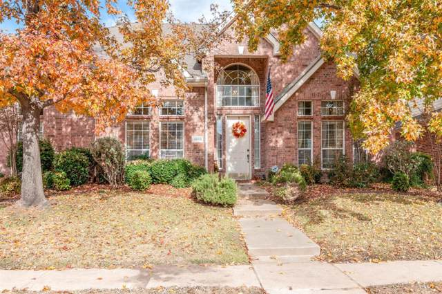 1803 Talon Court, Keller, TX 76248 (MLS #14235512) :: Dwell Residential Realty