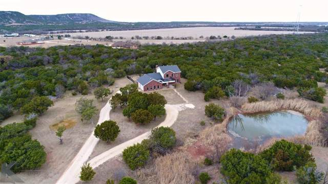 254 County Road 693, Buffalo Gap, TX 79508 (MLS #14235521) :: Front Real Estate Co.