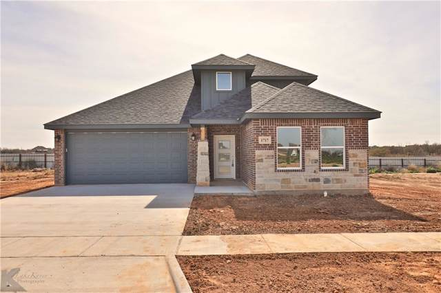 1717 Paras Avenue, Abilene, TX 79601 (MLS #14235527) :: The Chad Smith Team